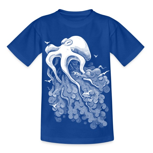 Deep Cloud - Kids' T-Shirt