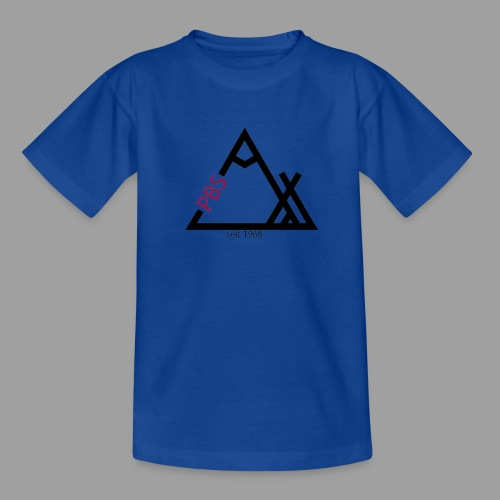 PBS Logo Groß - Kinder T-Shirt