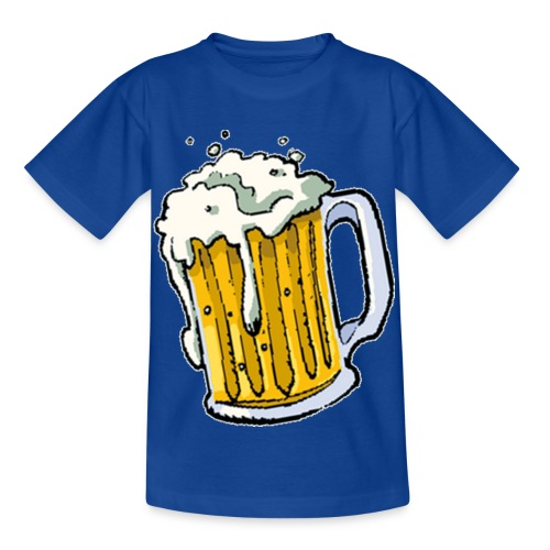 Boccale Birra - Maglietta per bambini