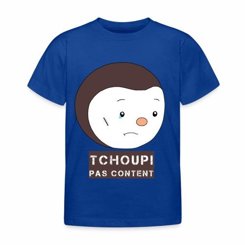Tchoupi pas content ! - T-shirt Enfant