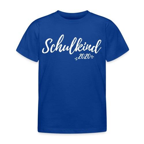 Schulkind 2020 - Einschulung - Kinder T-Shirt