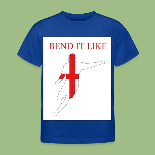 Bend It Like DavidBeckham - T-shirt barn