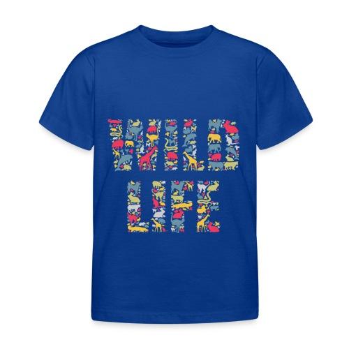 Wild Life - Kinder T-Shirt