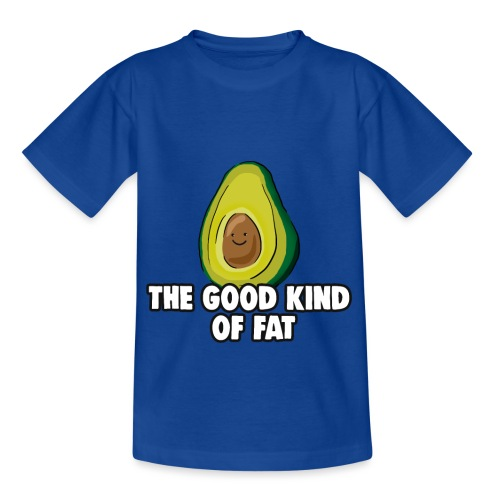 Avocado: The Good Kind of Fat - Kids' T-Shirt