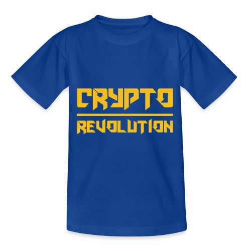 Crypto Revolution III - Kids' T-Shirt