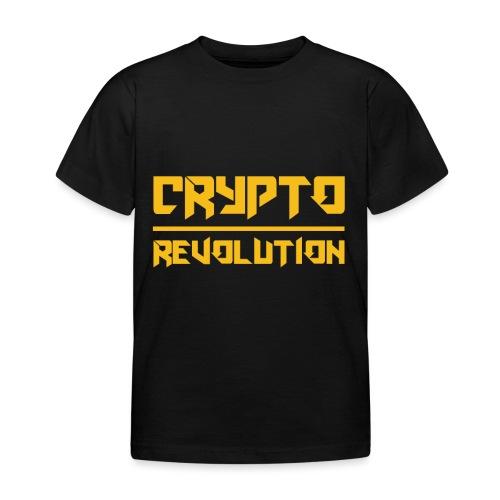 Crypto Revolution III - Kids' T-Shirt