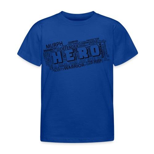 Hero - Kinder T-Shirt