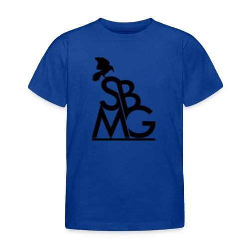 CLASSIC SBMG ZWART - Kinderen T-shirt