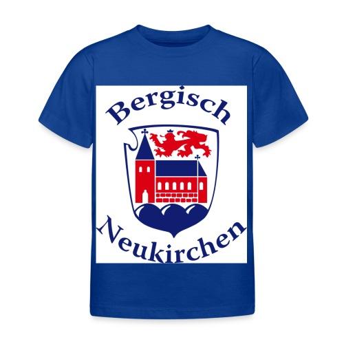 Wappen klein - Kinder T-Shirt