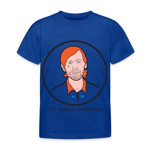 aux geeks - T-shirt Enfant