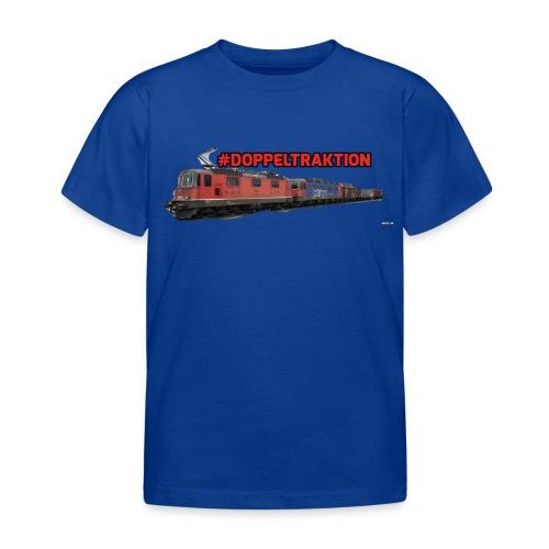 #Doppeltraktion Merchandise! - Kinder T-Shirt