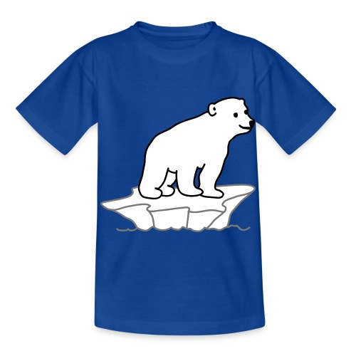 Eisbaer - Kinder T-Shirt