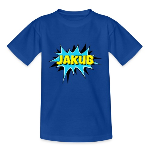 jakub Logo - Kinderen T-shirt