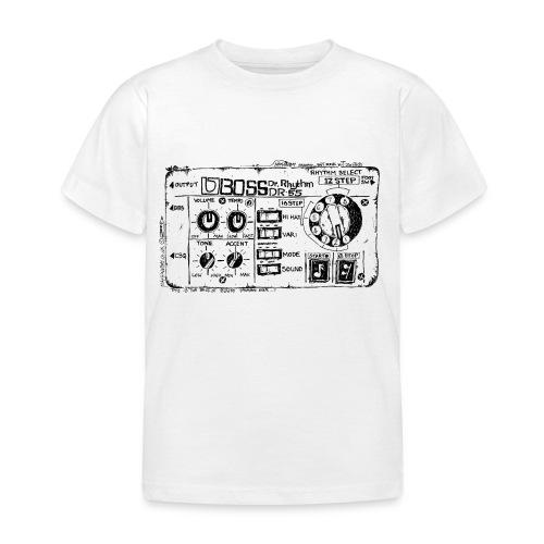 Drum Machine's R Ace! - Kids' T-Shirt