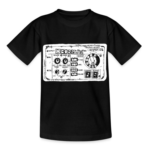 Drum Machine's R Ace! - Kids' T-Shirt