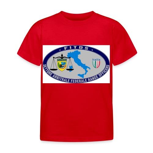 Logo SAFRO - Maglietta per bambini