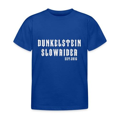 drs weiss - Kinder T-Shirt