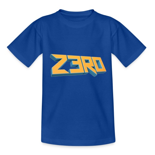 The Z3R0 Shirt - Kids' T-Shirt