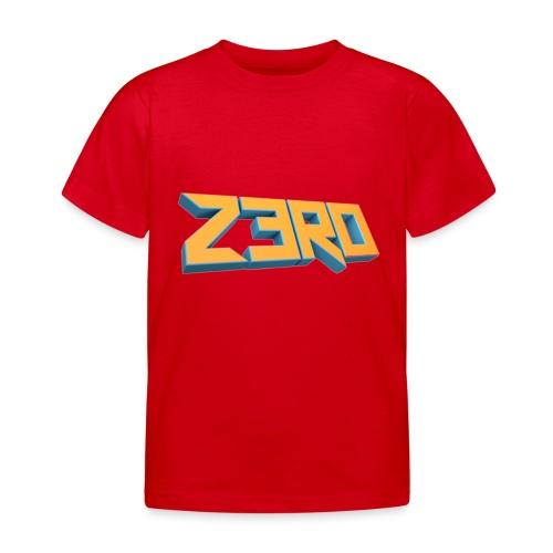 The Z3R0 Shirt - Kids' T-Shirt