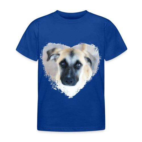 Ciqala - Ein Herz für Streuner - Kinder T-Shirt