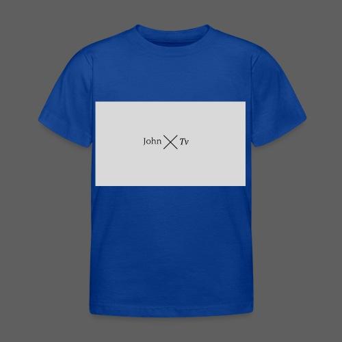 john tv - Kids' T-Shirt