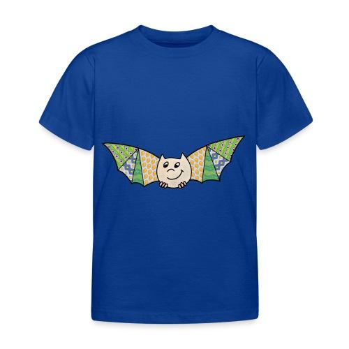 patchwork bat - Kids' T-Shirt