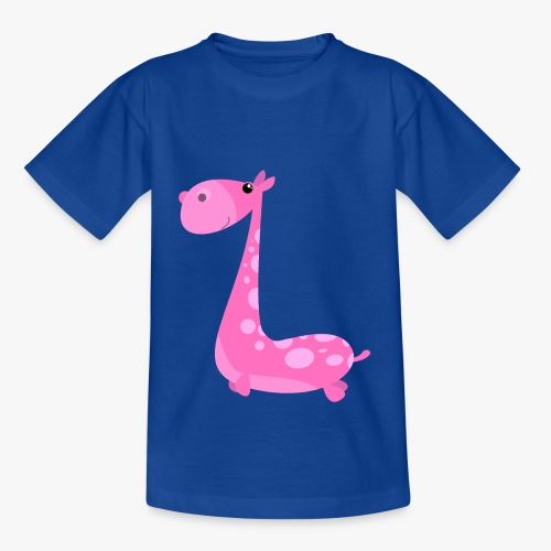 Nessy Pink - Børne-T-shirt