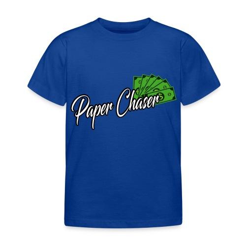 PAPER CHASER TSHIRT - Kinderen T-shirt