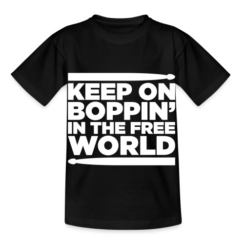 Keep on Boppin' - Kids' T-Shirt