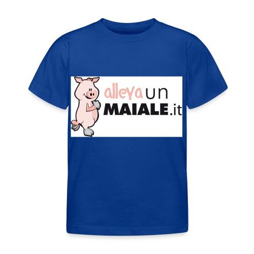 Allevaunmiale.it - Maglietta per bambini