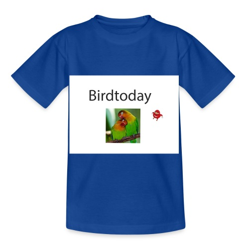 Birdtoday en Knuckels - Kinderen T-shirt