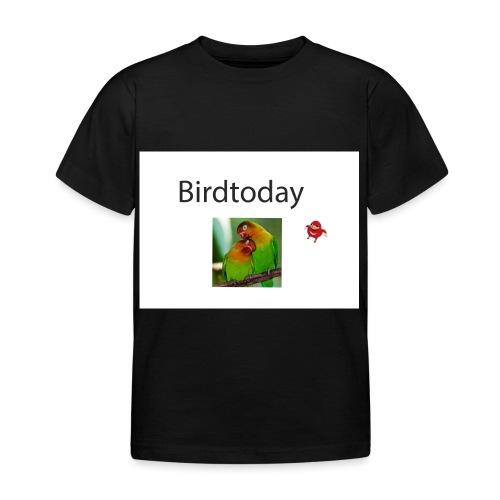 Birdtoday en Knuckels - Kinderen T-shirt