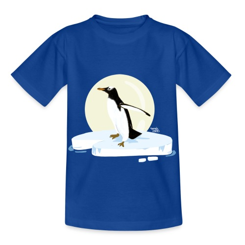 Ijzige pinguïn - T-shirt Enfant