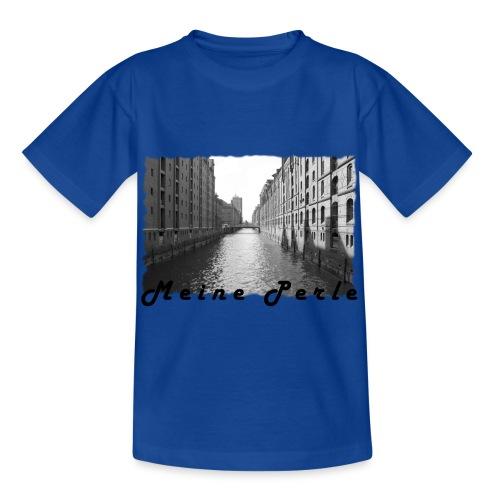HAMBURG #1 - Kinder T-Shirt