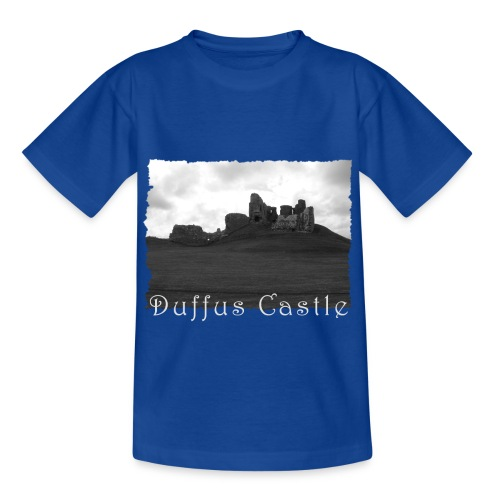 Duffus Castle #1 - Kinder T-Shirt