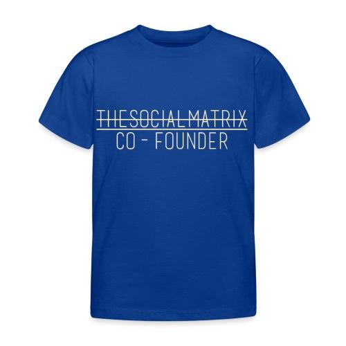 JAANENJUSTEN - Kinderen T-shirt