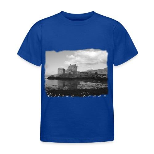 EILEAN DONAN CASTLE #1 - Kinder T-Shirt