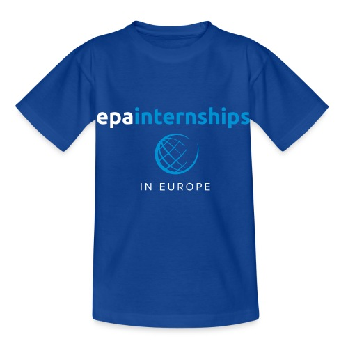 EPA Logo White - Kids' T-Shirt