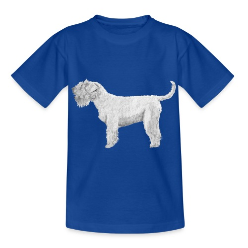 Soft Coated Wheaten Terrier - Børne-T-shirt