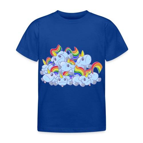 Moar unicorns! - Maglietta per bambini
