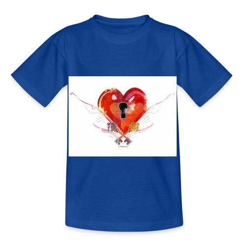 stvalentinmotif2 - T-shirt Enfant