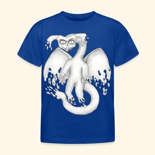 Spökdrake - T-shirt barn