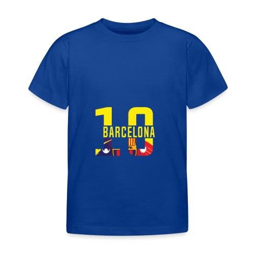 Barcelona Design. Modern und trendig - Kinder T-Shirt