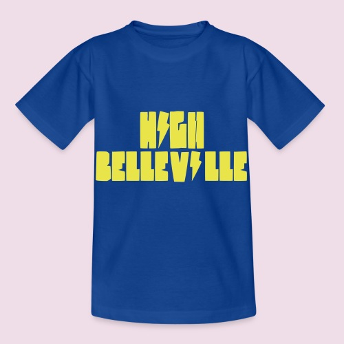 HIGH BELLEVILLE - T-shirt Enfant