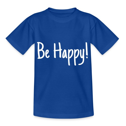 Be Happy - Kinder T-Shirt
