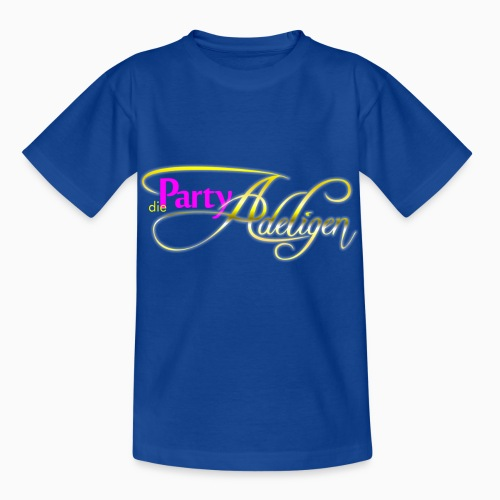 Die PartyAdeligen - Kinder T-Shirt