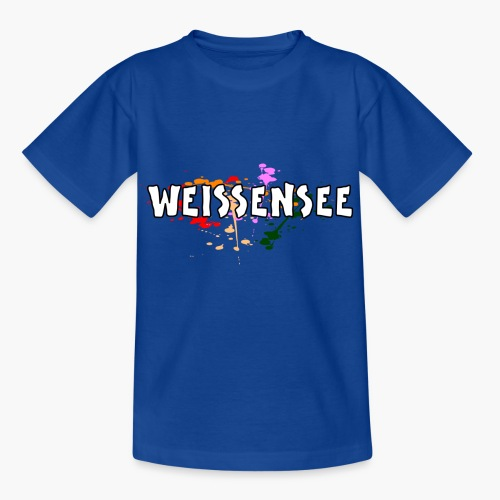 Weissensee - Kinder T-Shirt