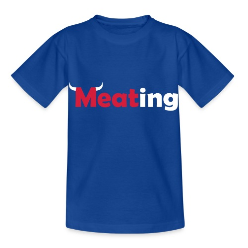Meating Bull - Kinder T-Shirt