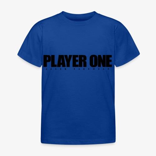 GET READY PLAYER ONE! - Børne-T-shirt