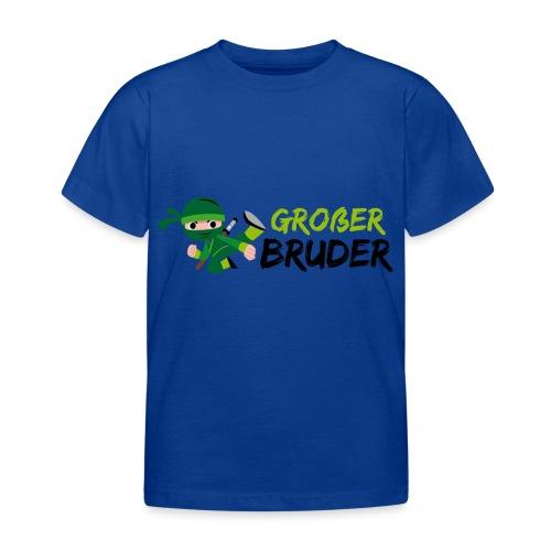 Ninja - Großer Bruder - Kinder T-Shirt